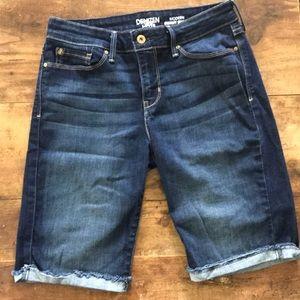 Levi's Denizen Denim Bermuda Shorts